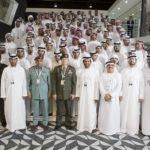Rabdan Academy promotes it programs in IDEX 2013