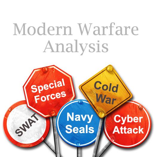 تحليل الحروب الحديثة