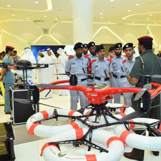 Rabdan Academy participates in the UAE Innovation Week 2016