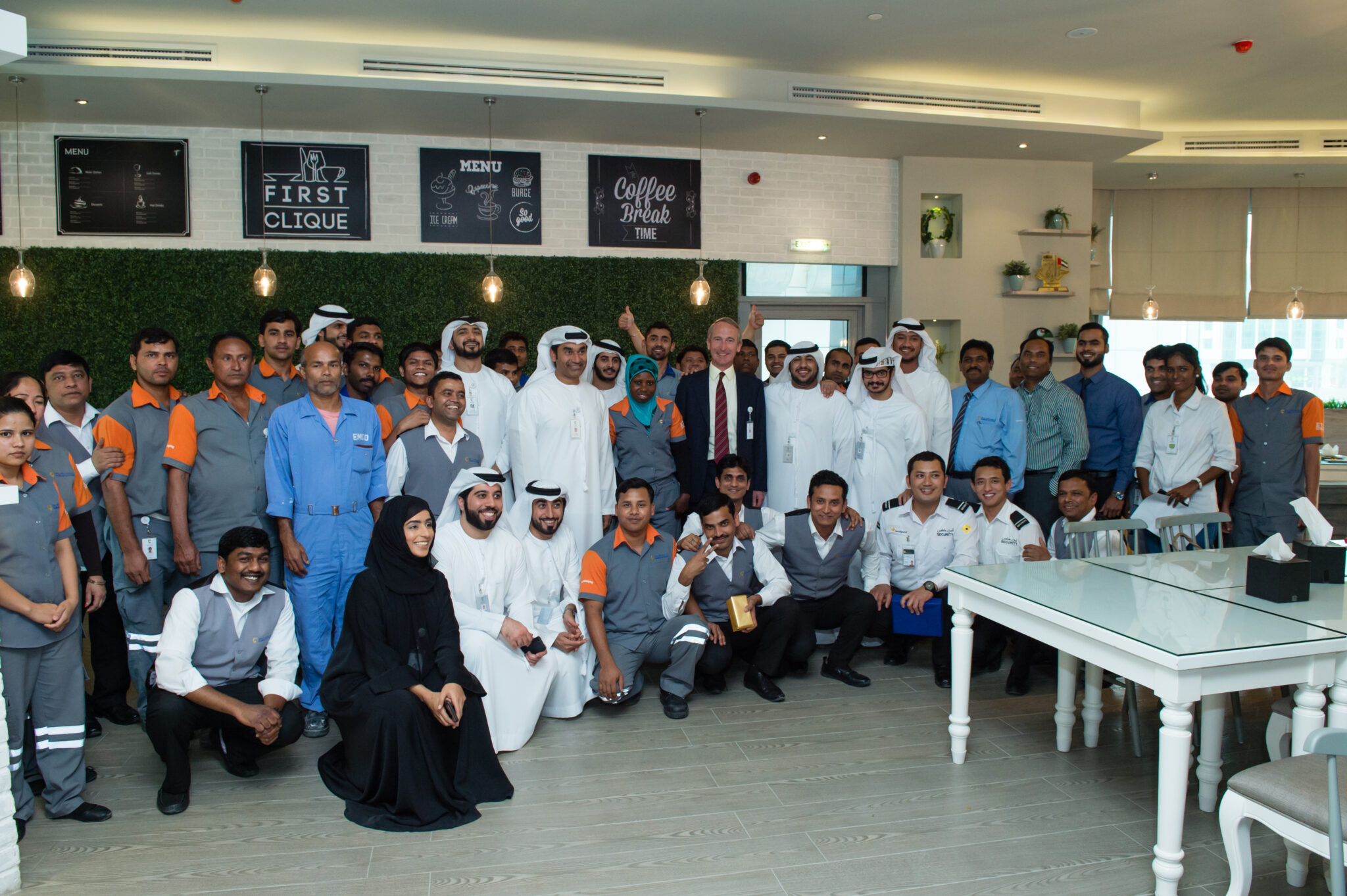 Rabdan Academy Celebrates the International Labors Day 2017
