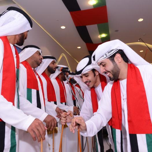 Rabdan Academy Celebrates the 46th National Day