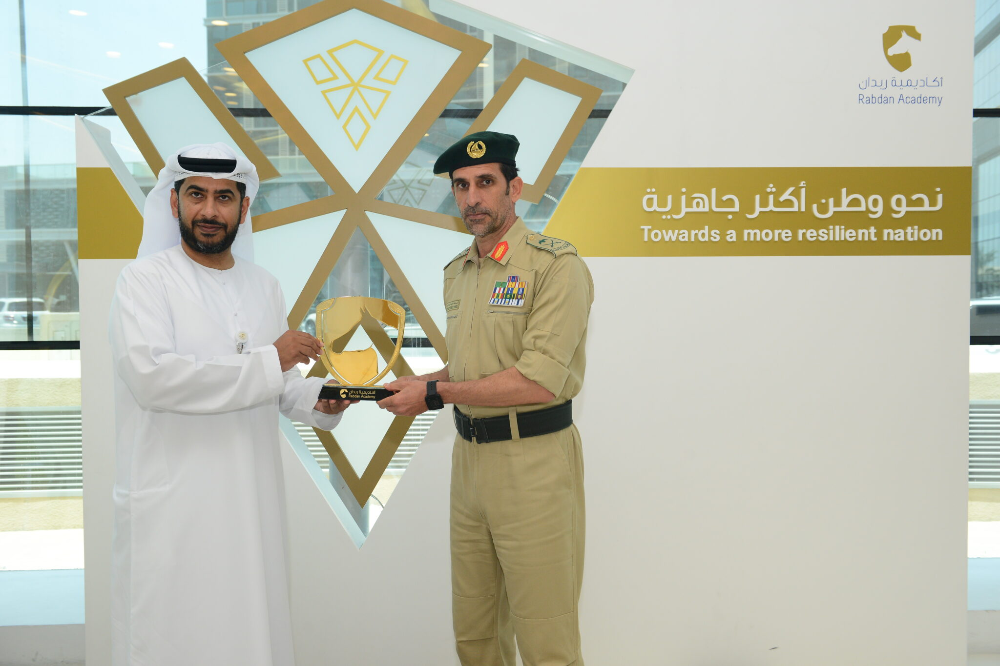 Commander-in-Chief of Dubai Police Visits Rabdan Academy