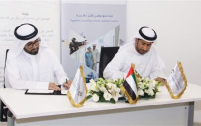Prevention and Safety Authority and Rabdan Academy sign MoU to collaborate on training