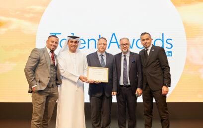 Rabdan Academy recognised as Finalist for LinkedIn Rising Star award