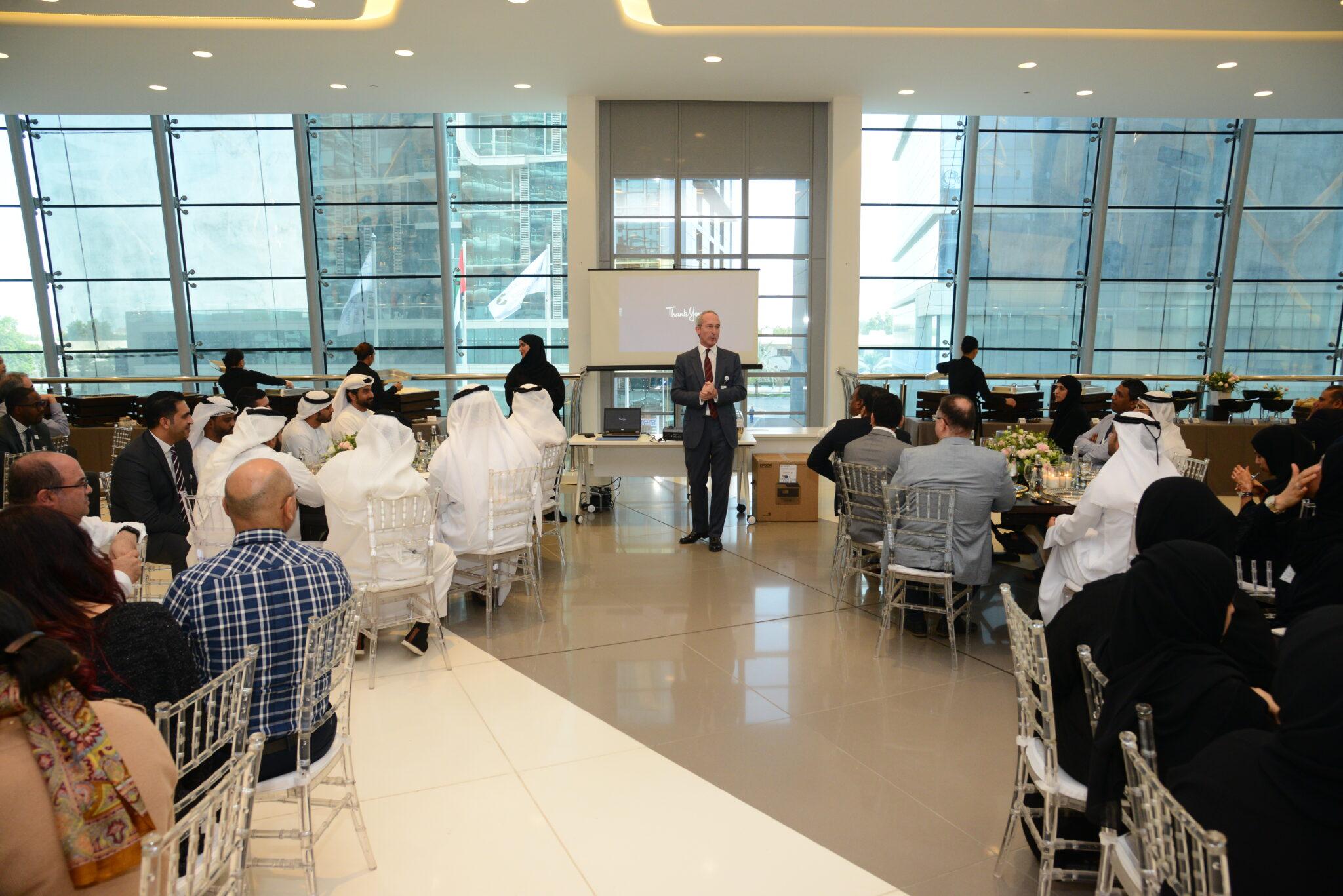 "Rabdan Academy celebrates ""Fwalah"" in a new style"
