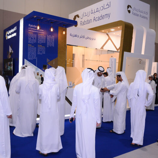 Rabdan Academy Showcases its State-of-the-Art Academic and Training Programs During UMEX 2020