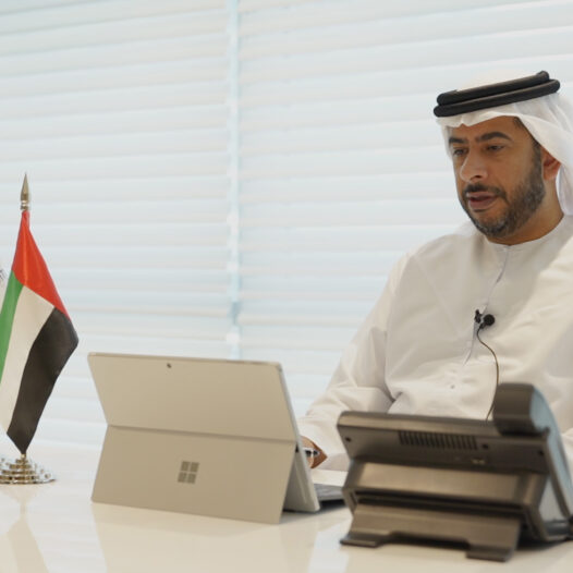 In an Online Strategic Discussion Panel: Rabdan Academy Discusses the Future of Higher Education in the UAE in the Wake of the COVID-19 Pandemic