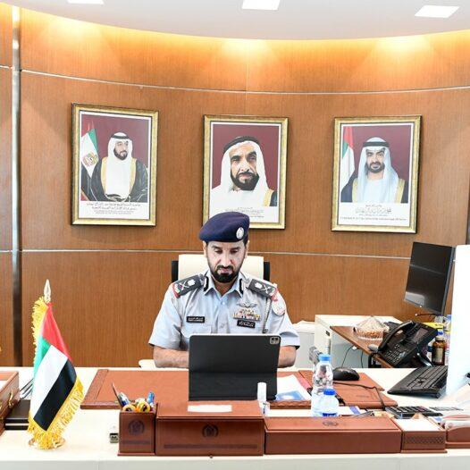 أكاديمية ربدان تكرم المتميزين من منتسبي شرطة أبوظبي