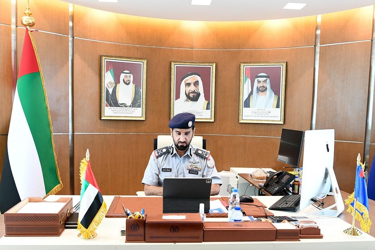 Rabdan Academy Honors Outstanding Employees of Abu Dhabi Police