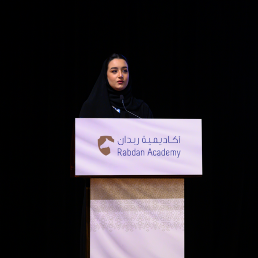 Rabdan Academy Honors Outstanding Students in all Majors