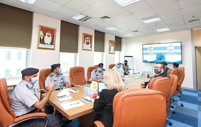 تعاون بين «شرطة أبوظبي» وأكاديمية ربدان في البحث العلمي