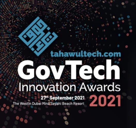"Rabdan Academy wins GovTech Innovation Awards 2021 ""Abu Dhabi IT Department of the Year"""