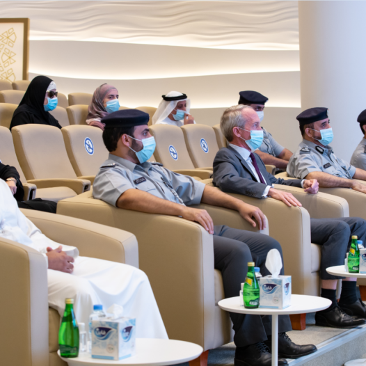 On the International Day of the Blind: Rabdan Academy organizes a special course for people of determination